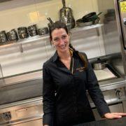 À la table d'Anne-Sophie Sabini – La Table de la Réserve à Beaulieu