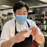À la table Bistronomique de Takashi Kinoshita – Le Château de Courban