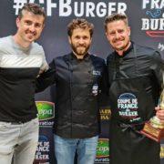 Le Burger en concours – Coupe de France du Burger décernée & Burgers Toqués à venir