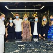 632 soignants invités par 29 chefs dans 22 villes – les premières photos