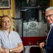 La Chef Alexia Duchêne en résidence culinaire au restaurant Allard Paris jusqu'à la fin de l'année