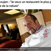 Le chef Gilles Goujon dévoile son projet de nouveau restaurant à Béziers – Ouverture avant les fêtes de fin d'année