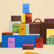 Librairie éphémère des Editions Louis Vuitton à l'Hôtel Brach