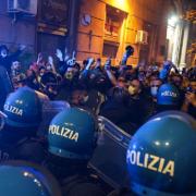 Italie – Nombreuses manifestations pour dénoncer les dernières mesures sanitaires – Les restaurateurs ne sont pas aidés, la grogne monte