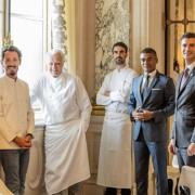 Alain Ducasse renforce son équipe de salle au Palace Le Meurice