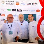 Davide Malizia – décroche le prix de «Meilleur Tireur de Sucre Artistique au Monde» au Sucre d'Or 2020