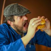 Scènes de Chefs – le burger bougnat de David Rathgeber, le marché gastronomique d'Olivier Nasti, Sylvestre Wahid sur le départ,  Thomas keller contre la faim,  Serge Vieira à emporter, …