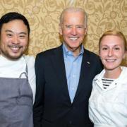 Joe Biden & Kamala Harris – » dans vos cabinets, il ne faudra pas oublier les métiers de la restauration ! «