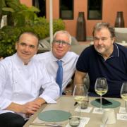 Pierre Hermé et Jean-Georges Vongerichten les nouveaux Maîtres de La Mamounia à Marrakech