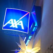 La compagnie AXA répond au chef Jean-François Piège