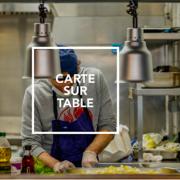 Découvrez » Carte sur Table » – une plateforme participative, pour se soutenir, résister et trouver des solutions pour les restaurateurs, chefs, producteurs, artisans…