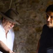 Le chef Mauro Colagreco s'appuie sur le savoir-faire de Roland Feuillas pour réaliser ses propres farines au Moulin de Menton