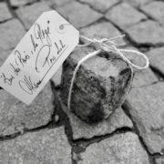 Une bûche, un jour – Bûche «Le Pavé Parisien» d'Akrame Benallal