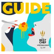 «The Best Chef Award» lance un nouveau format de guide gastronomique en version numérique