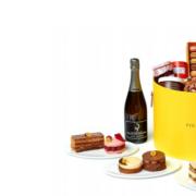 Les Boîtes à gourmandises de Pierre Hermé s'invitent chez vous