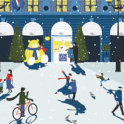 Le Petit Comptoir du Ritz revient en version Noël