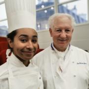 Le concours «Un des Meilleurs Apprentis de France spécialité Cuisine Froide» se déroulait aujourd'hui au CFA médéric