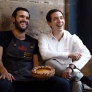 Nicolas Lambert & Julien Aboumad vous préparent une Galette des Rois pensée avec amour… à découvrir bientôt …