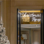 Le Christmas Pop Up du George V – Éric Beaumard ouvre sa cave d'exception