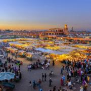 Pour ceux qui pensaient pouvoir passer les fêtes d'années à Marrakech, Tanger ou Agadir, le royaume a décidé d'imposer un couvre-feu et de fermer les restaurants et bars