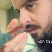 Venturi Coutellerie et le chef Adrien Cachot présentent le couteau de cuisine qu'ils ont imaginé