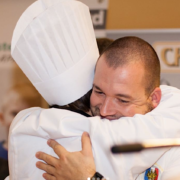 Guillaume Gomez – chef des Cuisines du Palais de l'Élysée : «… j'ai décidé de continuer à servir mon pays autrement.»