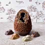 Pâques – Les oeufs signature de Yann Couvreur