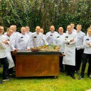 Bocuse d'Or 2021 – la Team France réunie à Écully