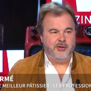 Pierre Hermé – «Si je n'étais pas chef pâtissier, j'aurais aimé être jardinier ou architecte», aujourd'hui il serait prêt à animer sa propre émission de pâtisserie