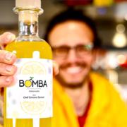 BOMBA – Le limoncello signé Simone Zanoni