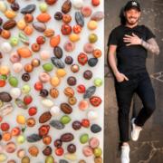 Cédric Grolet fête avec panache et fruits les 3 ans de sa pâtisserie