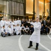 Le Pavillon – ce week-end inauguration du nouveau restaurant du chef Daniel Boulud au One Vanderbilt a NY
