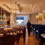 Bar des Prés – les premières photos du nouveau restaurant du chef Cyril Lignac à Londres