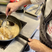 À la table de Florent Pietravalle – Le Restaurant, La Mirande à Avignon