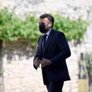 Emmanuel Macron et Guillaume Gomez en Drôme à la rencontre des restaurateurs – Deuxième étape du 'Tour de France des territoires»