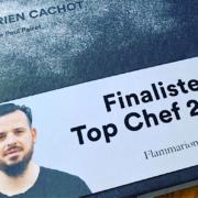 Adrien Cachot » j'ai accepté de faire Top Chef car j'avais besoin d'argent pour développer un projet»