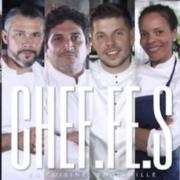 CHEF.FE.S, en cuisine et en famille – Mauro, Glenn, Julien, Alessandra, Kelly, Nina, Matthias, Florian, Jeffrey et Julien sont les 10 candidats