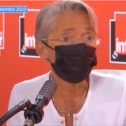 Élisabeth Borne ( Ministre du travail ) – » dans l'hôtellerie-restauration les salaires ne sont pas à la hauteur … «