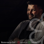 Guide Michelin Slovénie 2021 –  Gostišče Grič décroche une Etoile