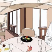 Thierry Marx rouvre «Sur Mesure», sa table au Mandarin Oriental Paris