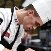 Arthur Debray  – commis de cuisine dans l'équipe de France qui a remporté le Bocuse d'Or – «Ce que j'aime, c'est l'adrénaline, le dépassement de soi»