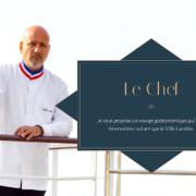 Frédéric Anton Sur Seine – Naviguez à bord du Don Juan et profitez d'un dîner gastronomique