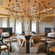 3 MOF pour un Diner de prestige au Royal Champagne Hôtel & Spa à Champillon
