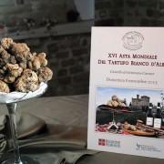 Alba, Piémont: l'Asta del Tartufo, enchères mondiales de la truffe blanche