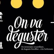 » On va déguster » une encyclopédie de cuisine par François-Régis Gaudry