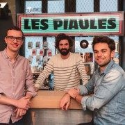 V de Voyage … Paris : Tout nouveau, tout beau… « Les Piaules »