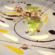 Les 13 plats qui composent le menu du Pop Up restaurant du chef Grant Achatz à Madrid