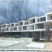 Hôtel Costes – Le projet de Palavas suspendu, un gâchis indique la presse.