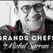 » Les Grands Chefs By Michel Sarran » pour Verychic, le site de promotion d'établissements gastronomiques haut de gamme