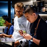 Joris Bijdendijk / André Chiang – Duo de cuisine à Amsterdam